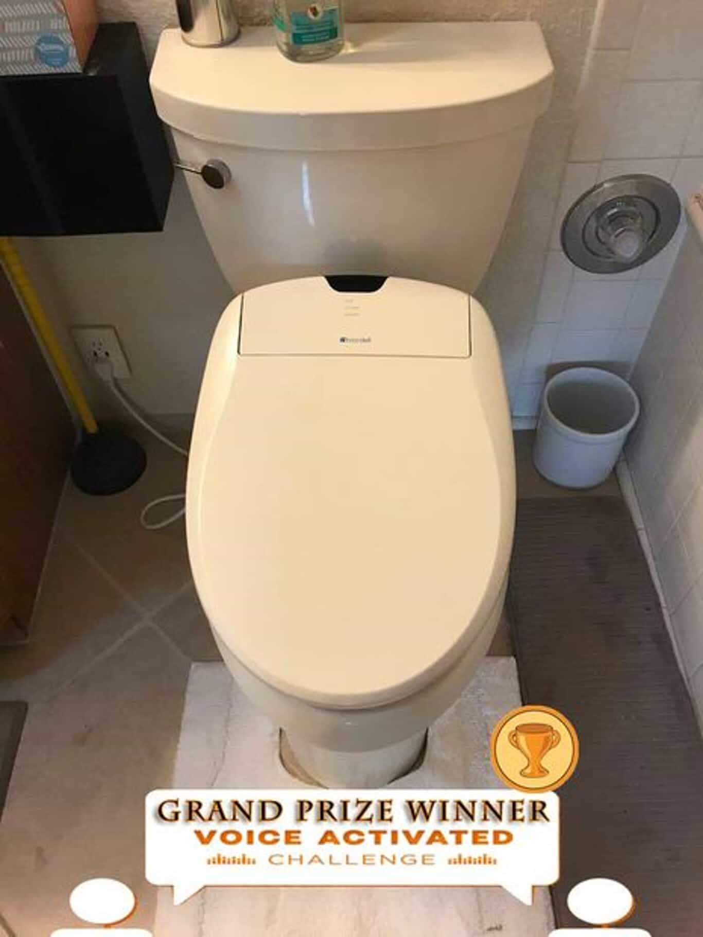 DIY $1,000 Alexa-Enabled Toilet Appears, With Instructions | Android ...