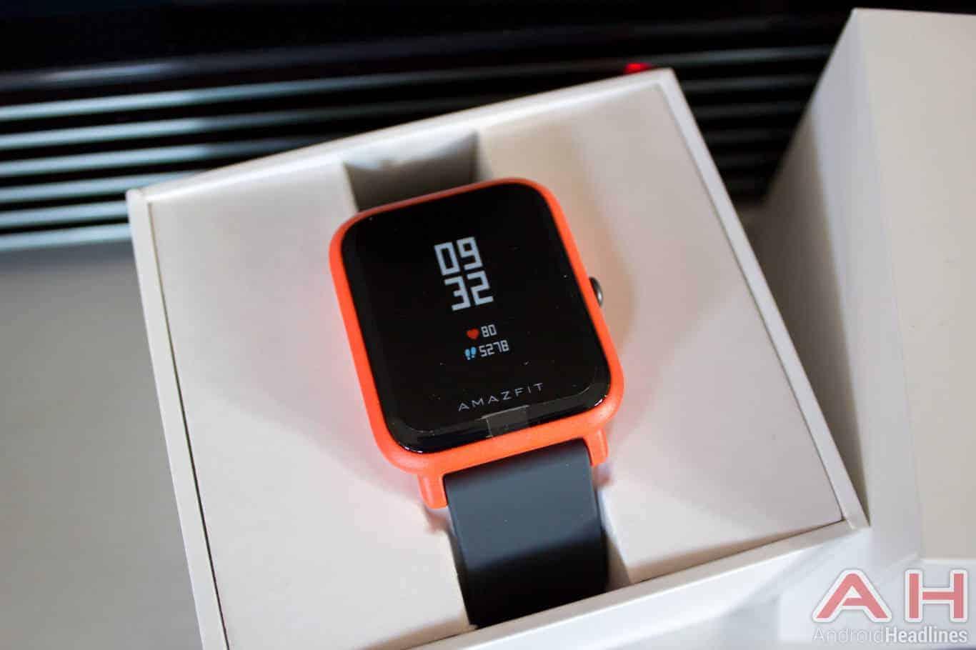 Amazfit Bip Smartwatch AH NS 02