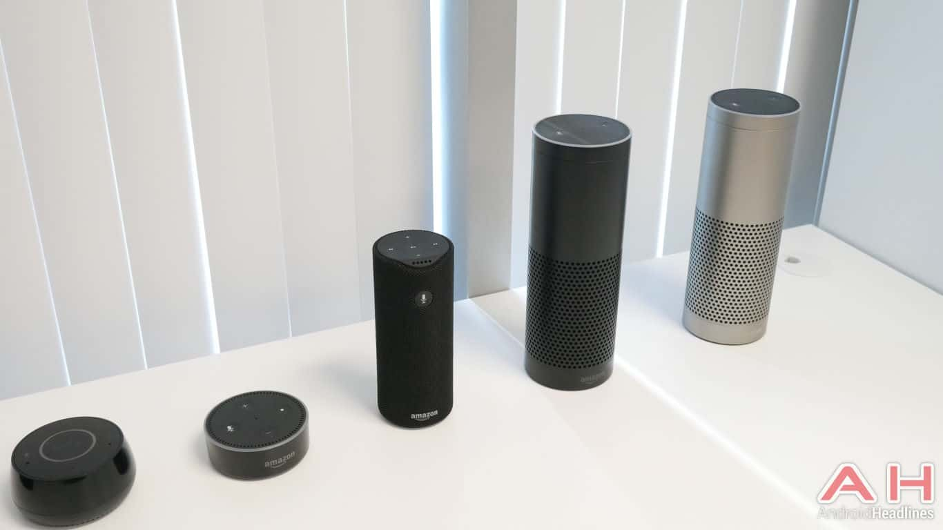 Amazon Echo Alexa Qualcomm AH 2