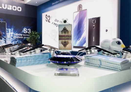 BLUBOO S2 MWC 2018 official image 2