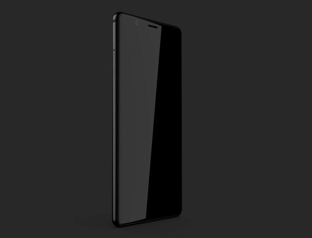 Leak Blackberry Ghost Bezel Less Phone Coming Soon To