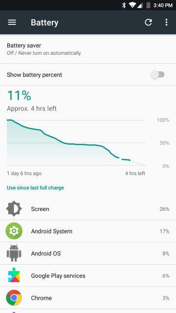 CAT S31 AH NS Screenshots battery 03