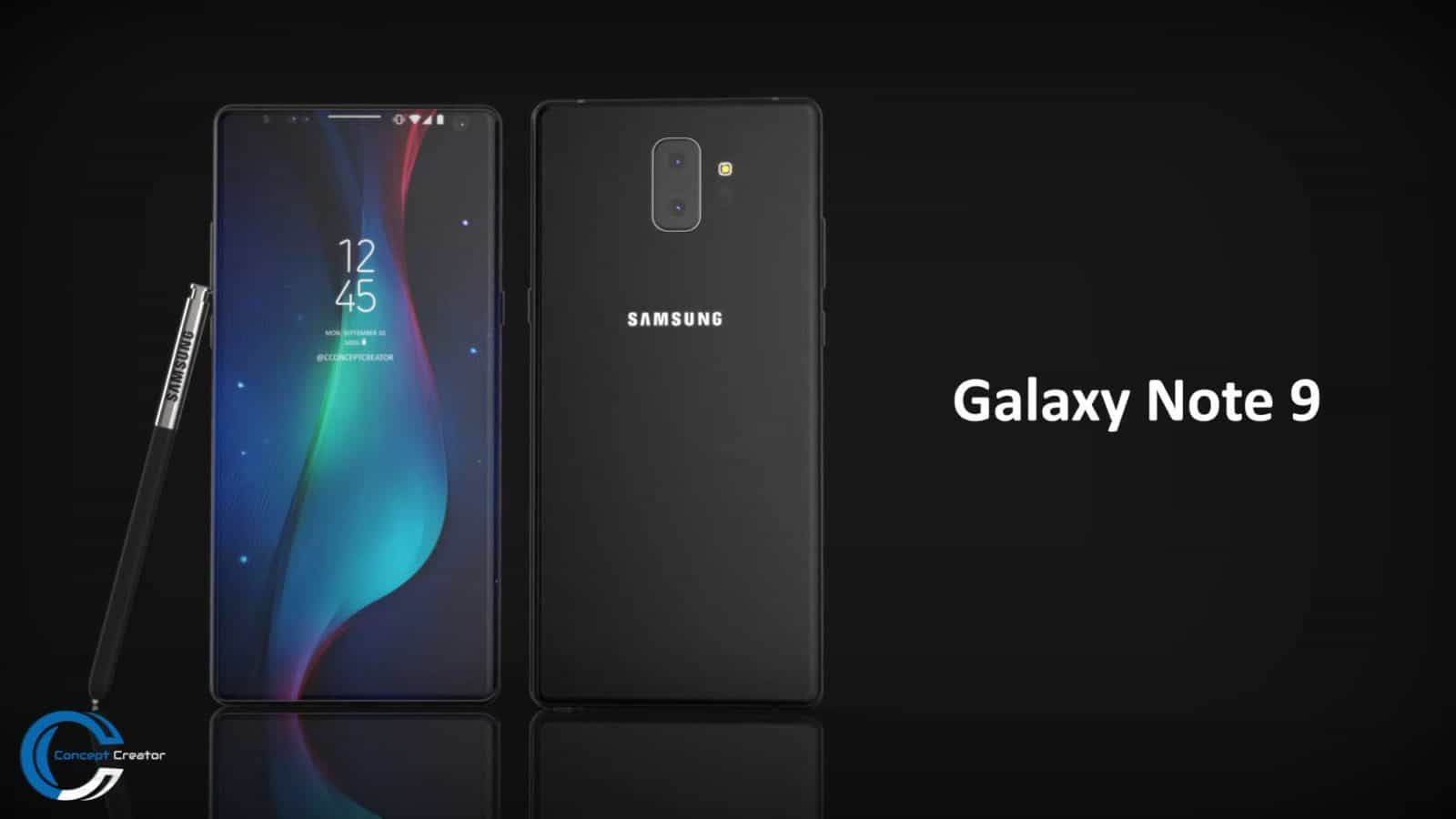 samsung note 9 - photo #33