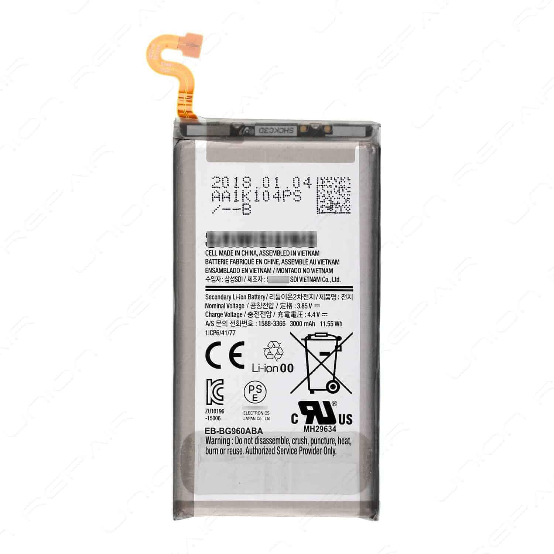 Galaxy S9 Battery Union Repair 1