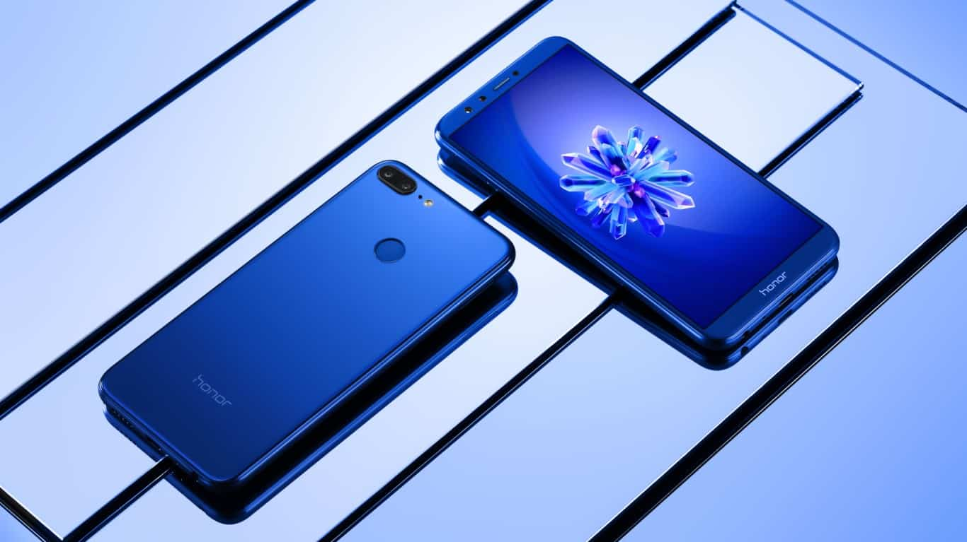 Honor 9 Lite global unit official image 10