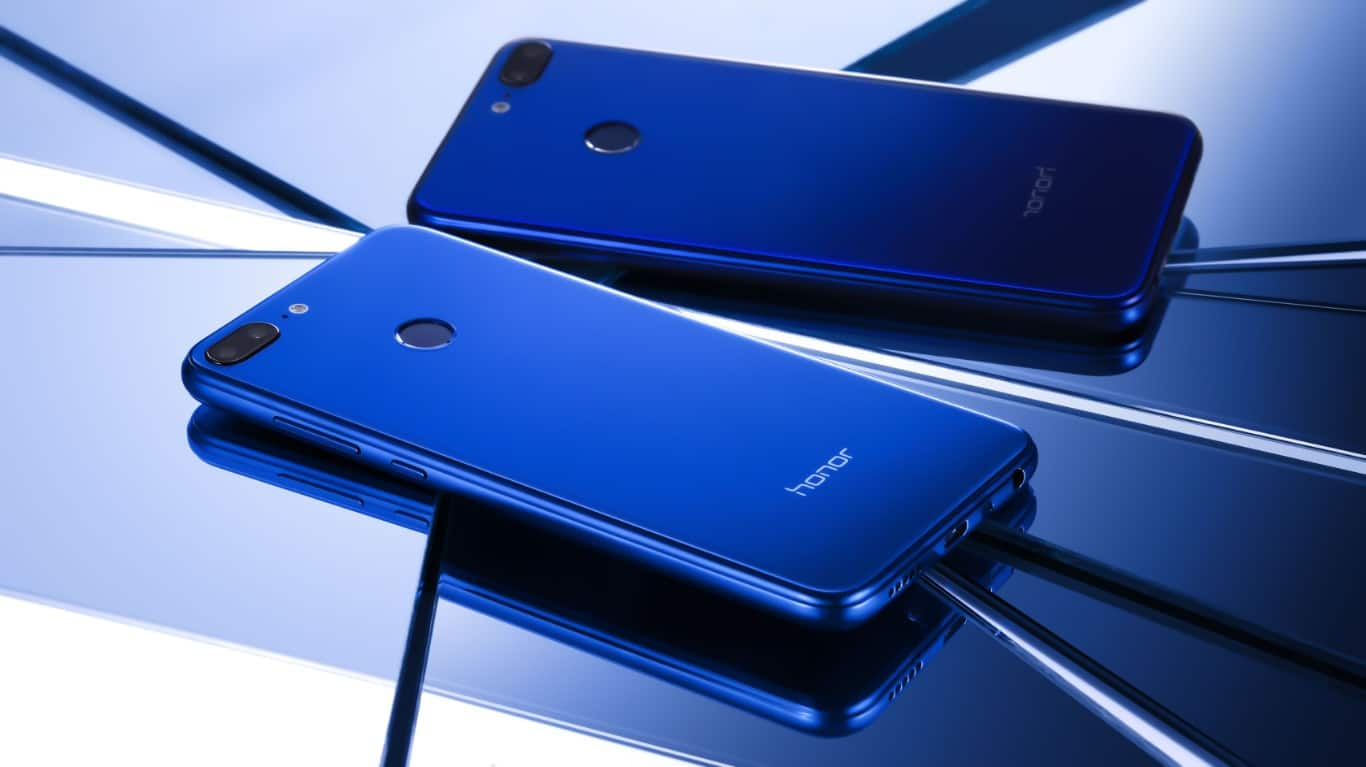 Honor 9 Lite global unit official image 5