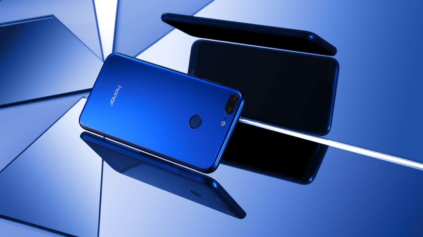 Honor 9 Lite global unit official image 6