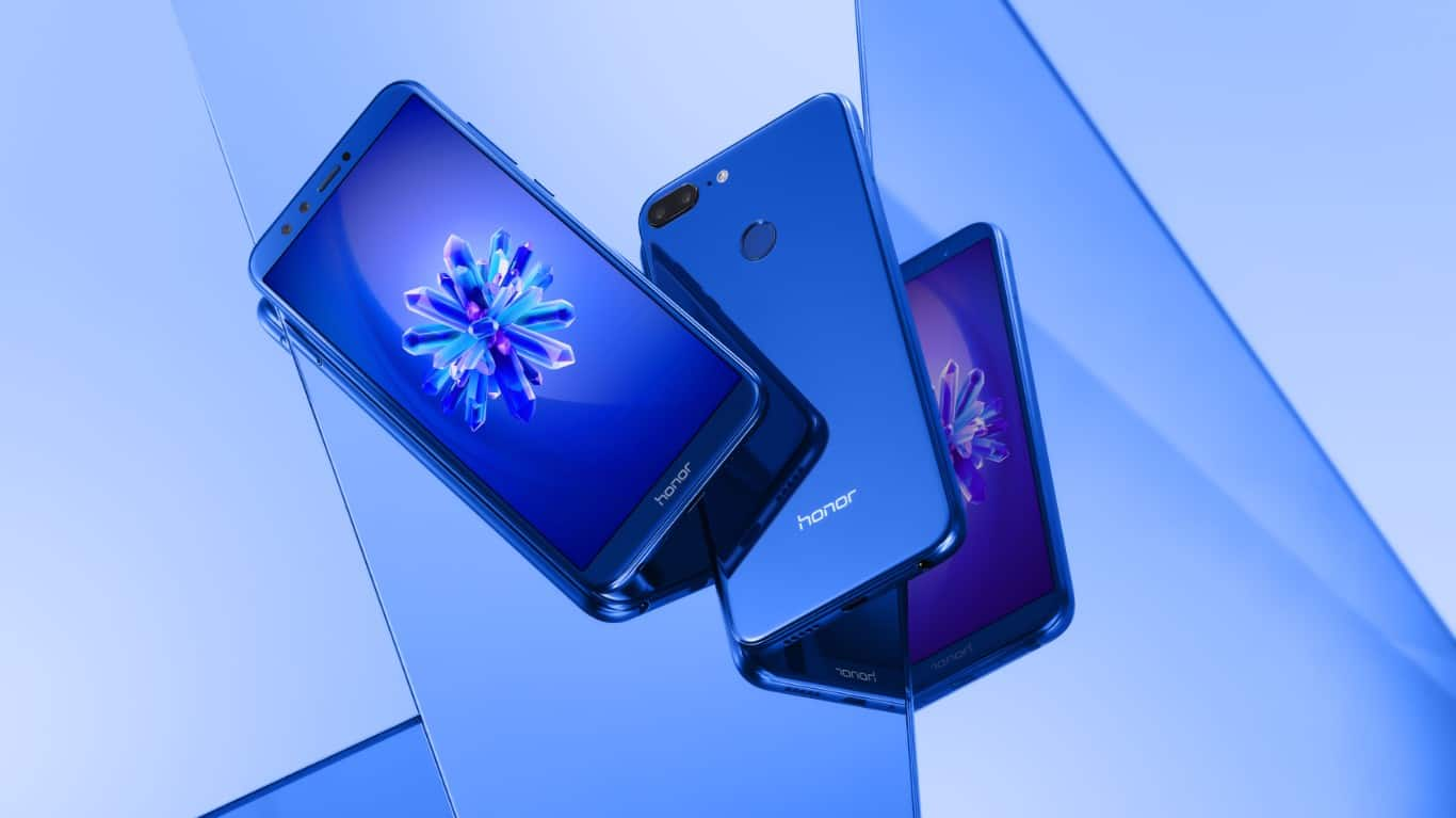 Honor 9 Lite global unit official image 7