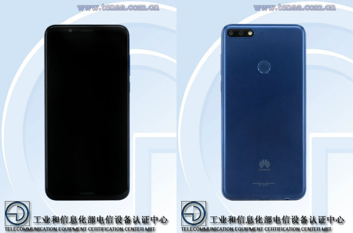 Huawei Enjoy 8 Gets Certified With 4GB Of RAM, Android ...