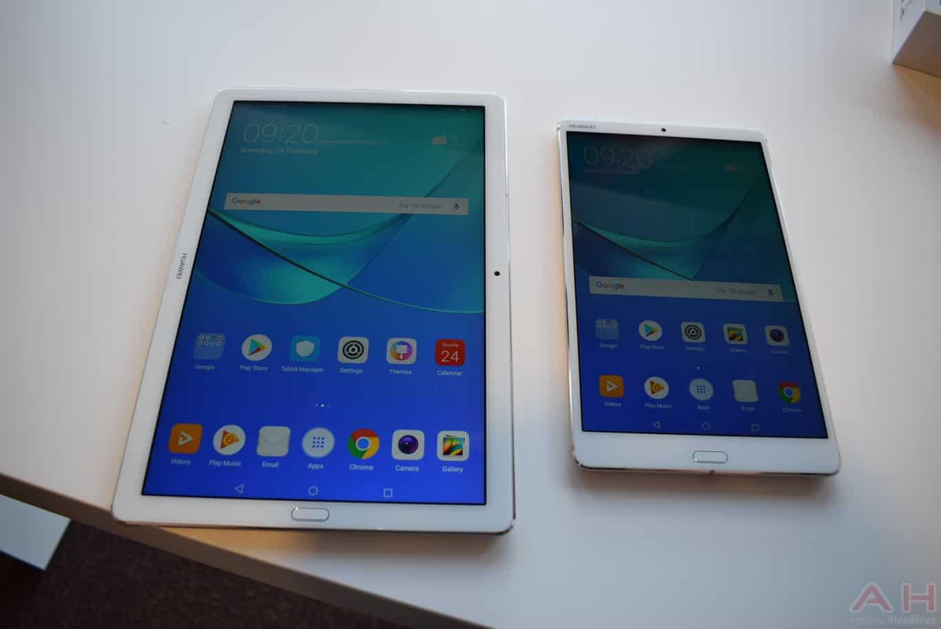 Huawei MediaPad M5 8.4 inch MWC 18 AM AH 13