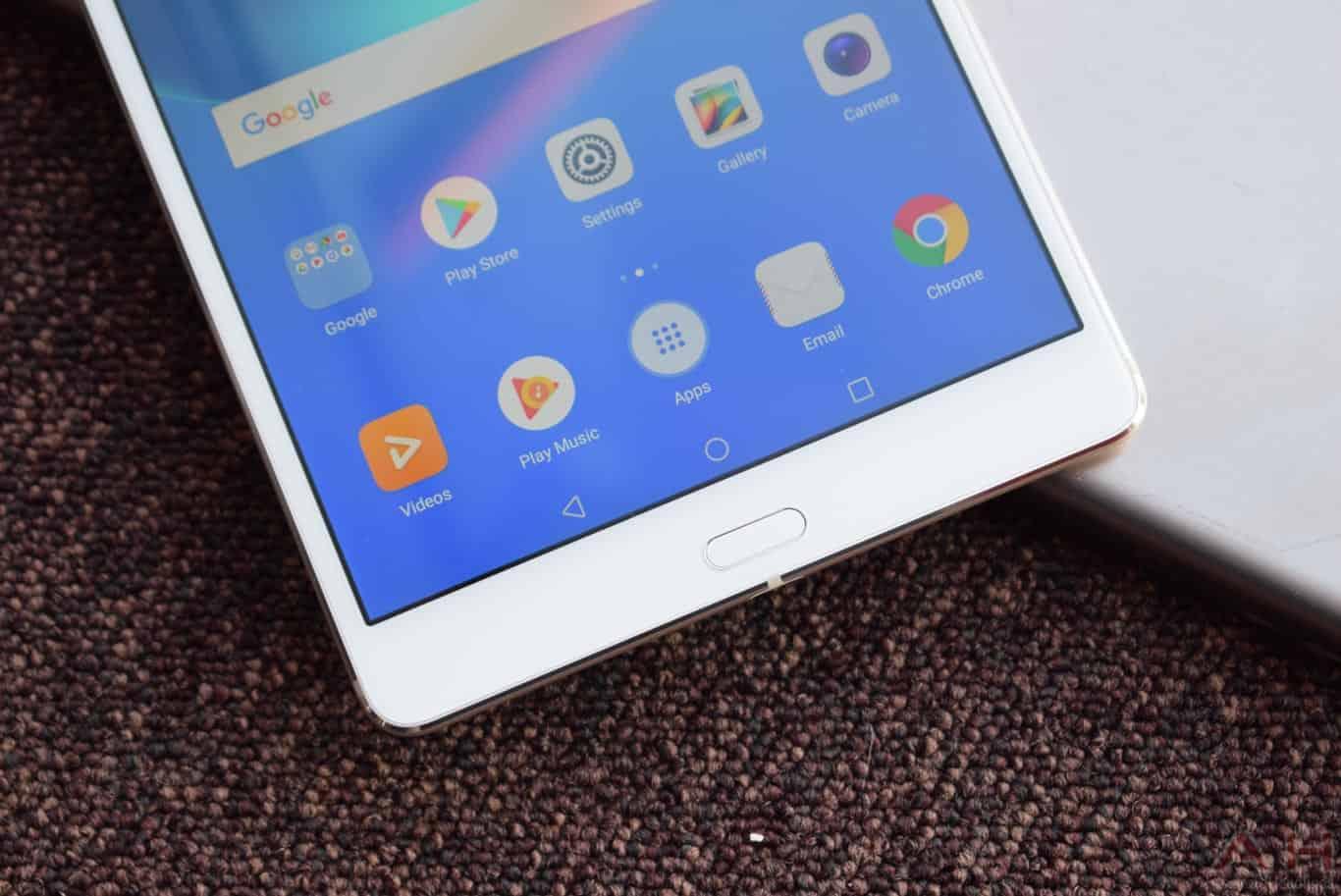 Huawei MediaPad M5 8.4 inch MWC 18 AM AH 4