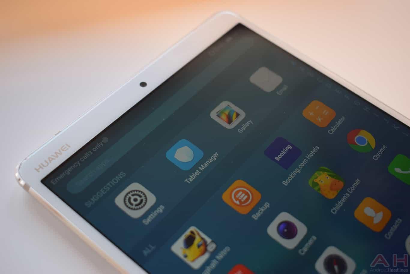 Huawei MediaPad M5 8.4 inch MWC 18 AM AH 8