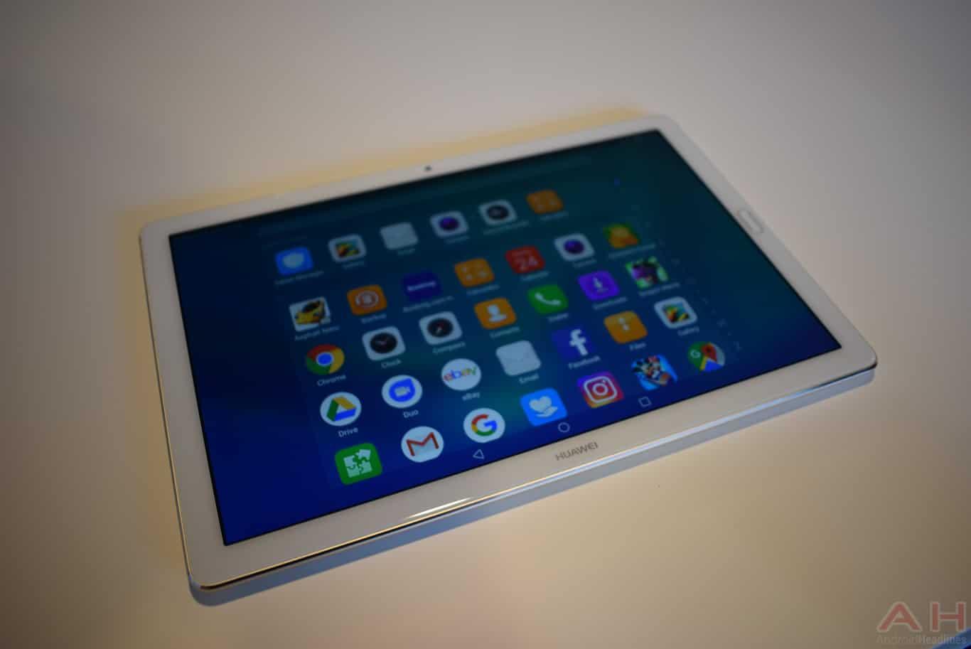 Huawei MediaPad M5 MWC 18 AM AH 3