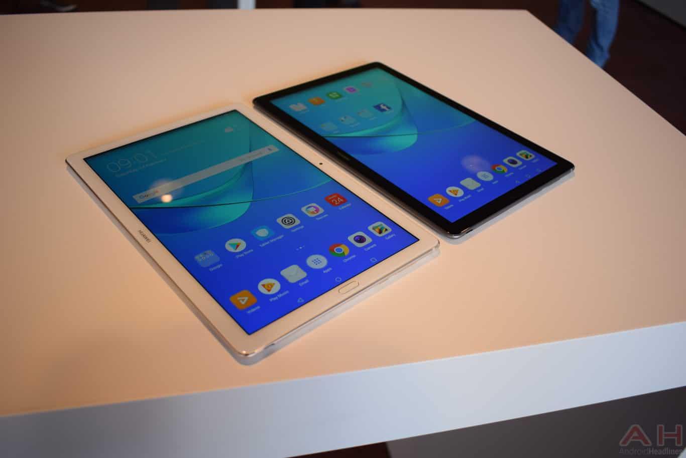 Huawei MediaPad M5 MWC 18 AM AH 7