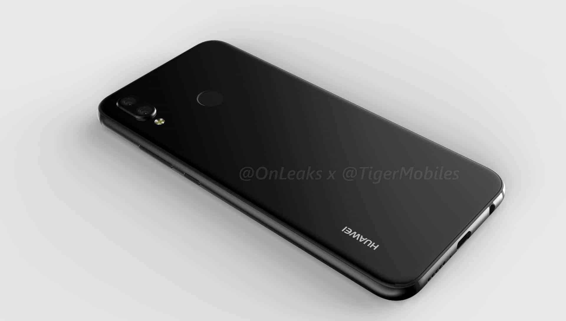 Huawei P20 Lite leak 127