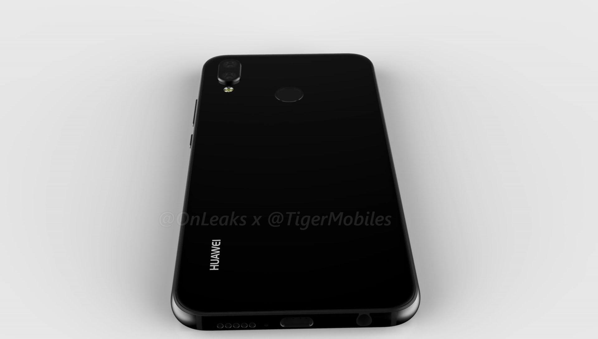 Huawei P20 Lite leak 128