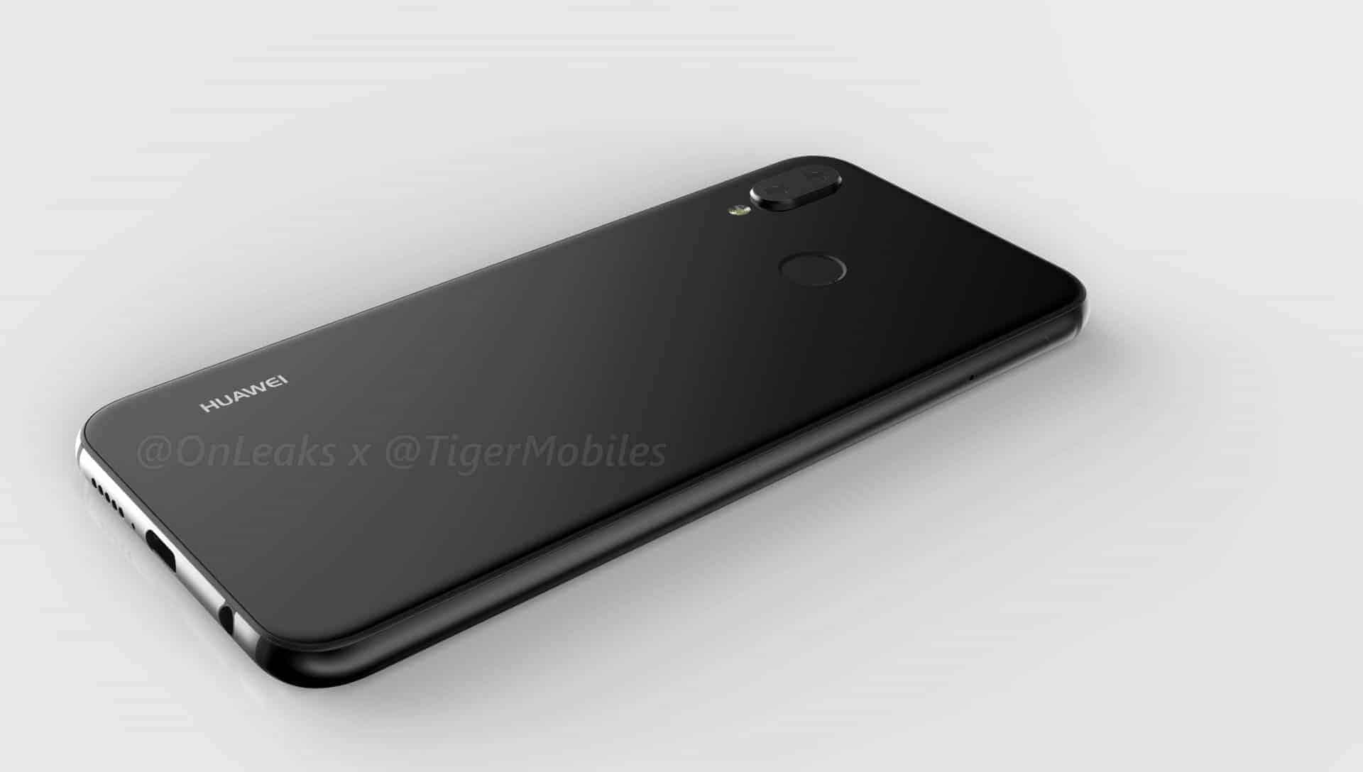 Huawei P20 Lite leak 129