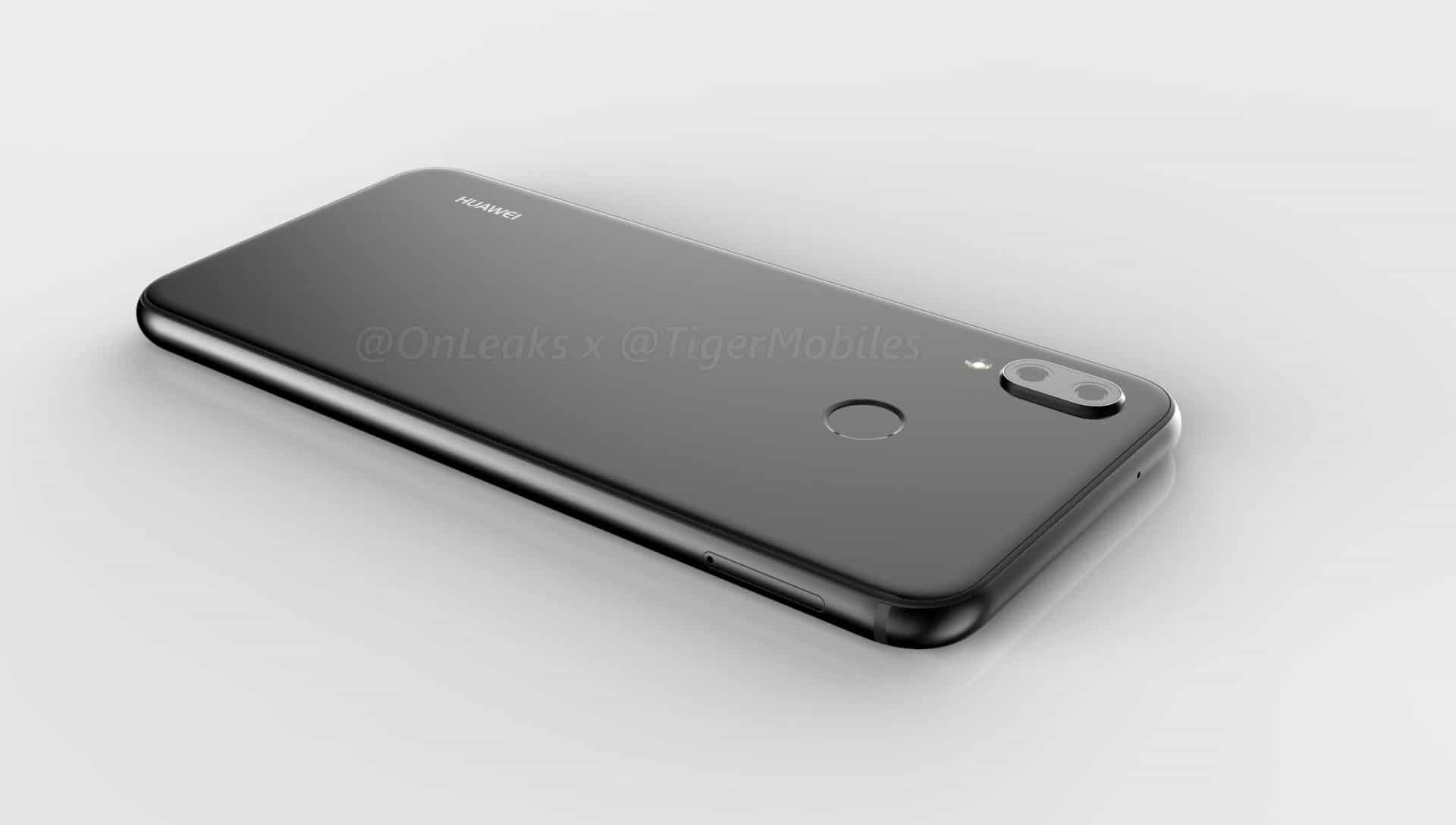 Huawei P20 Lite leak 130