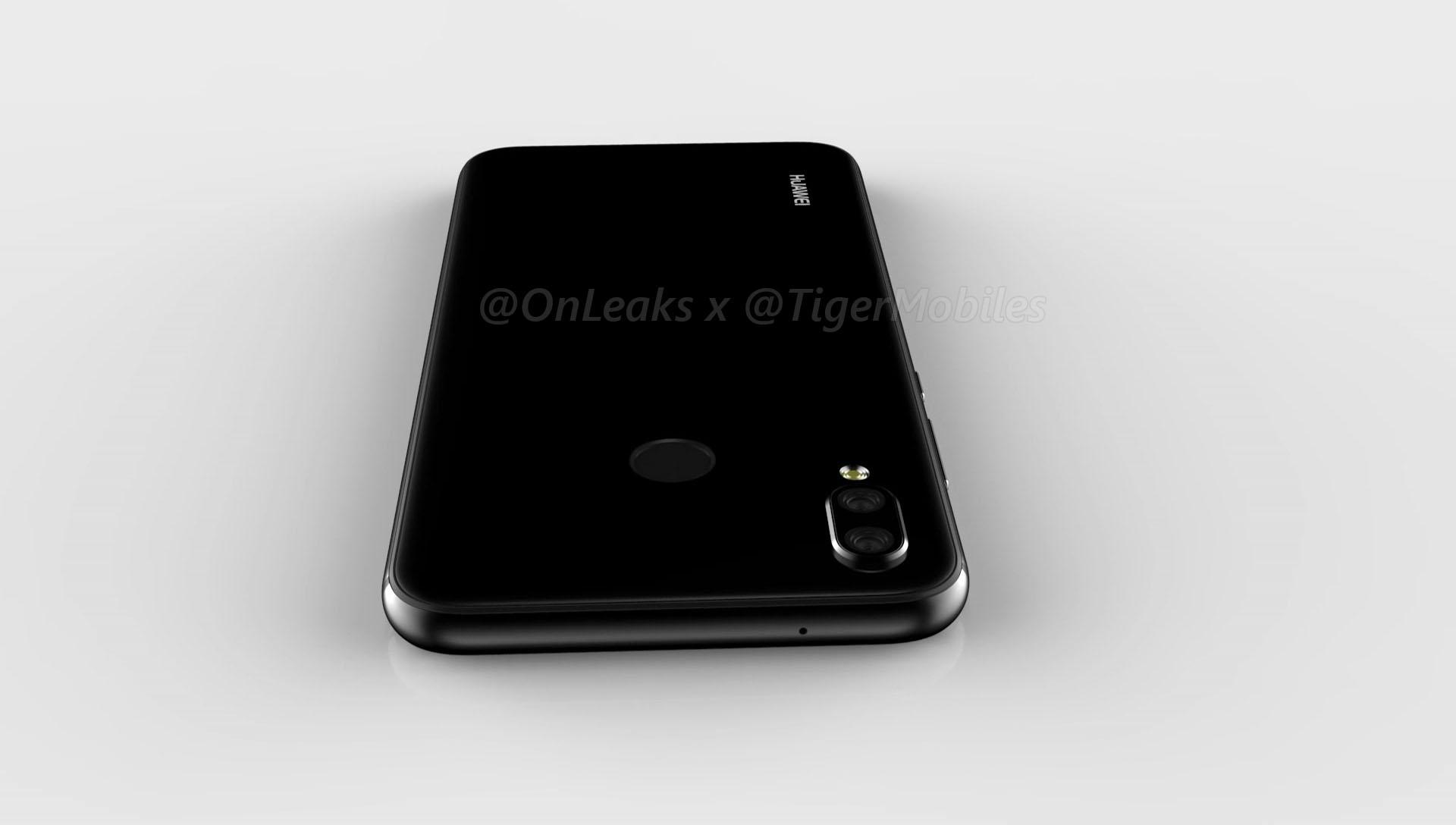 Huawei P20 Lite leak 131