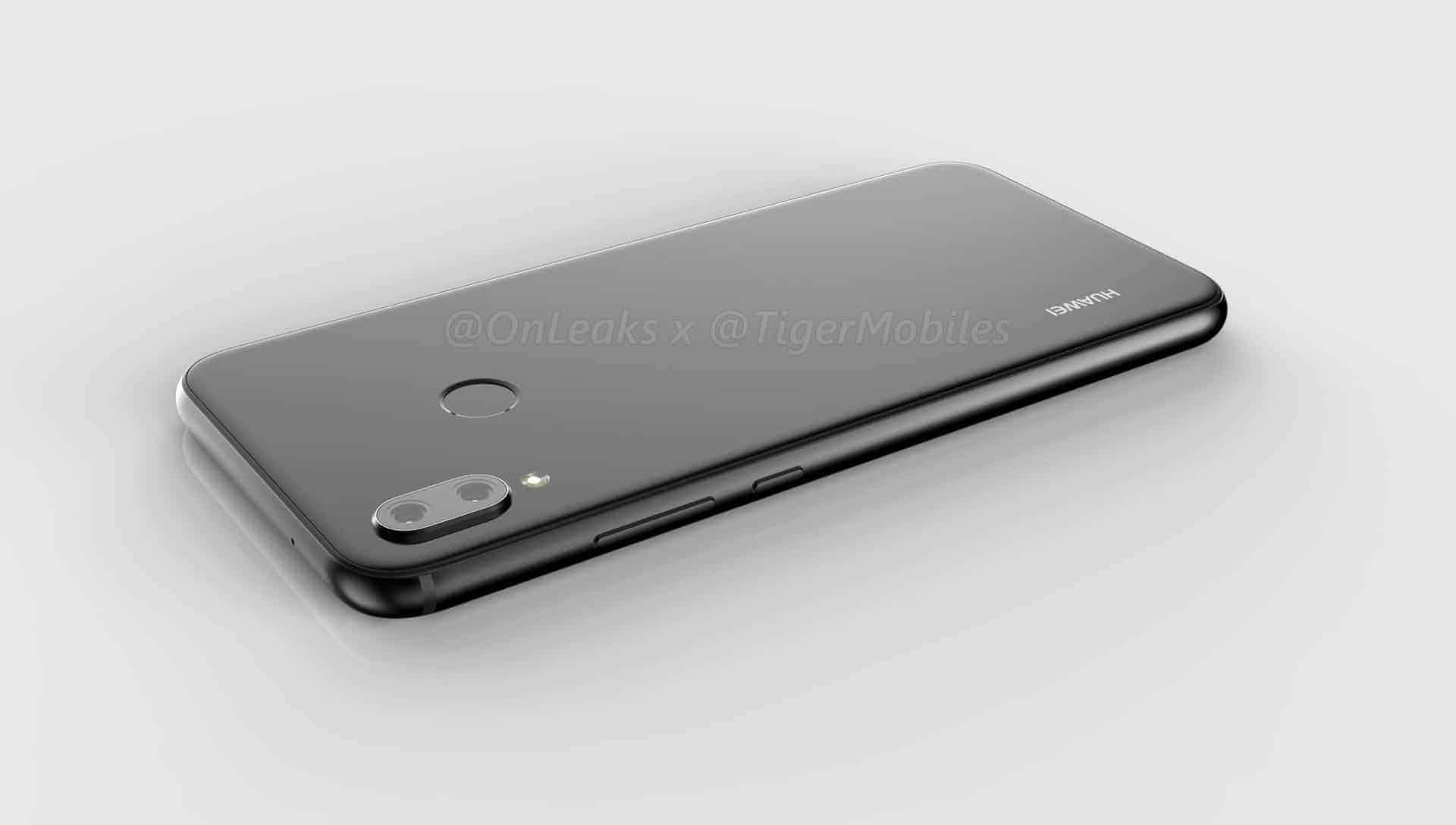 Huawei P20 Lite leak 132