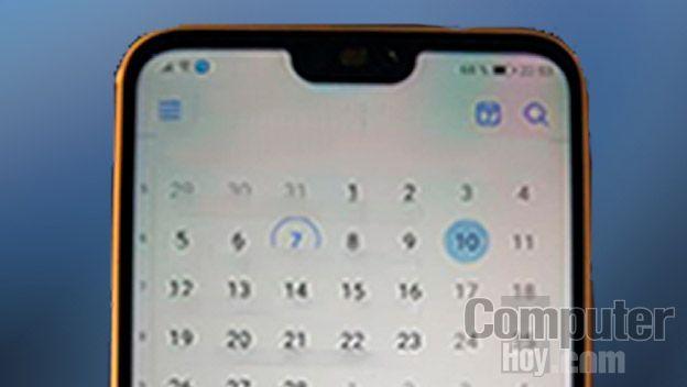 Huawei P20 Lite real life leak 2