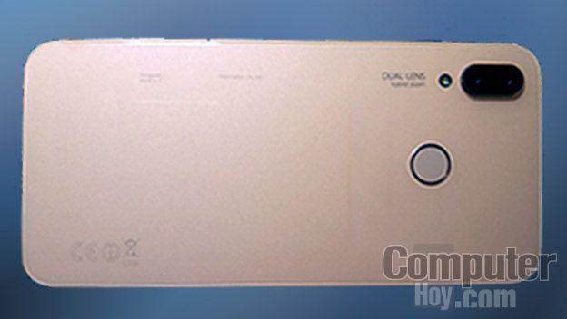 Huawei P20 Lite real life leak 4