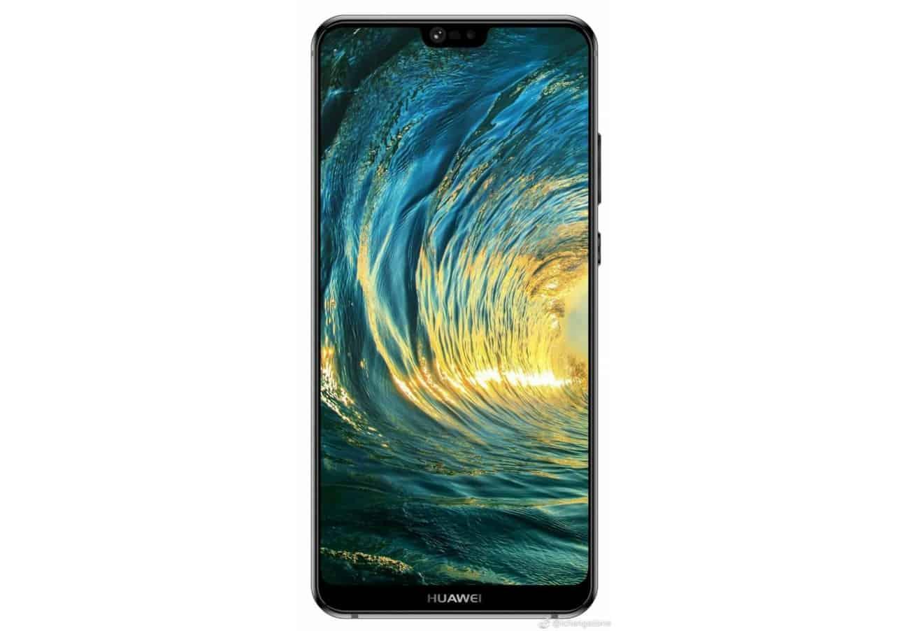 Huawei P20 & P20 Pro Press Renders Leak