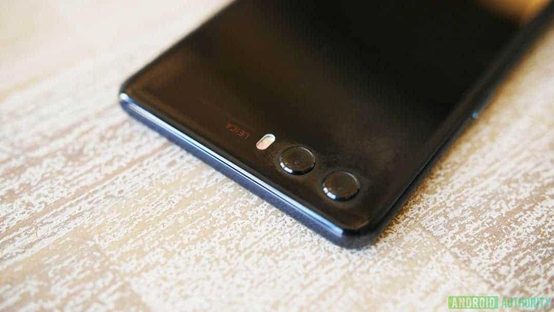Huawei P20 Prototype 11