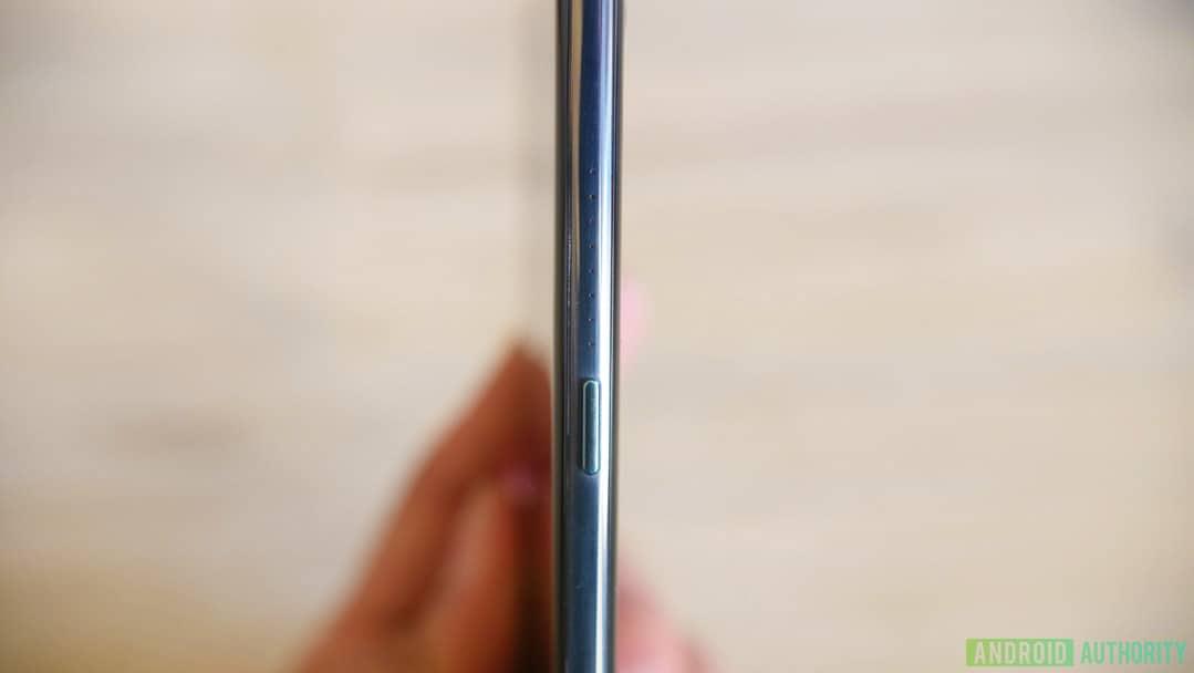 Huawei P20 Prototype 4