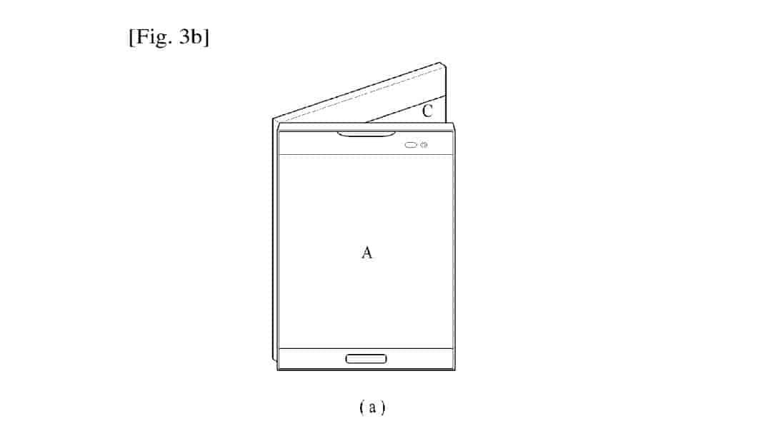 LG Foldable Display Device WIPO 3