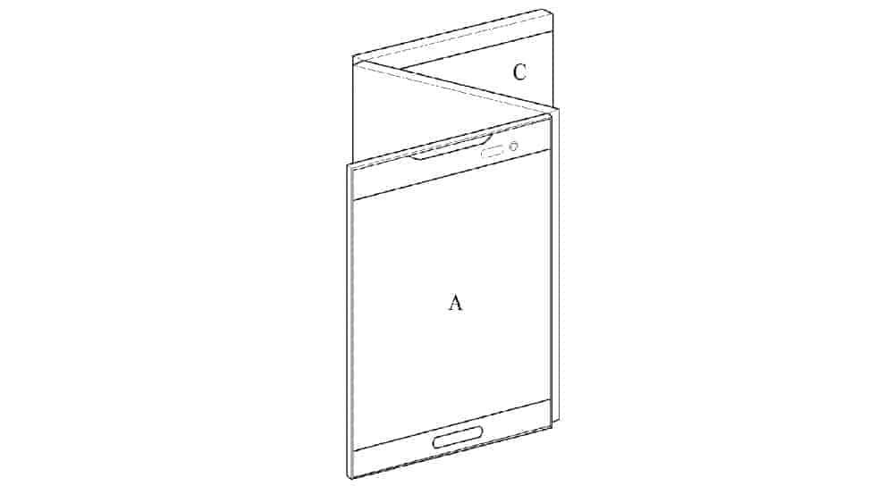 LG Foldable Display Device WIPO 6