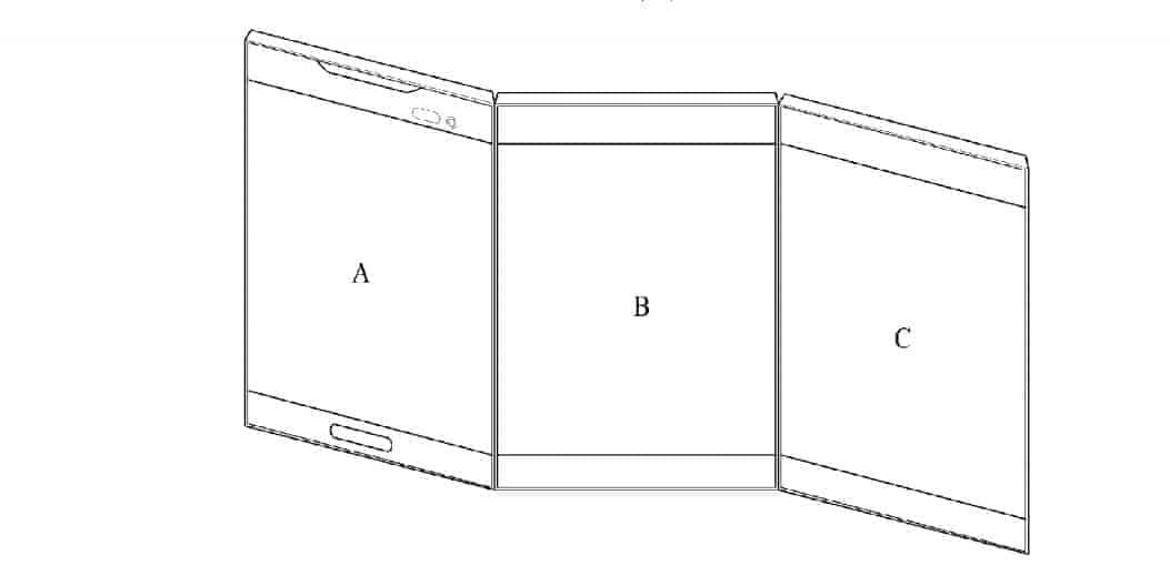 LG Foldable Display Device WIPO 7