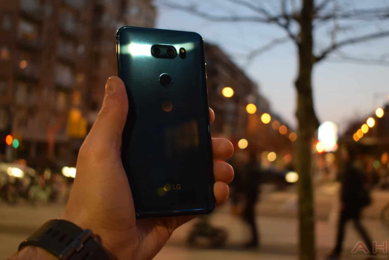 LG V30S ThinQ MWC 18 AM AH 9