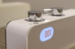 Livin Smart Shower Display temperature