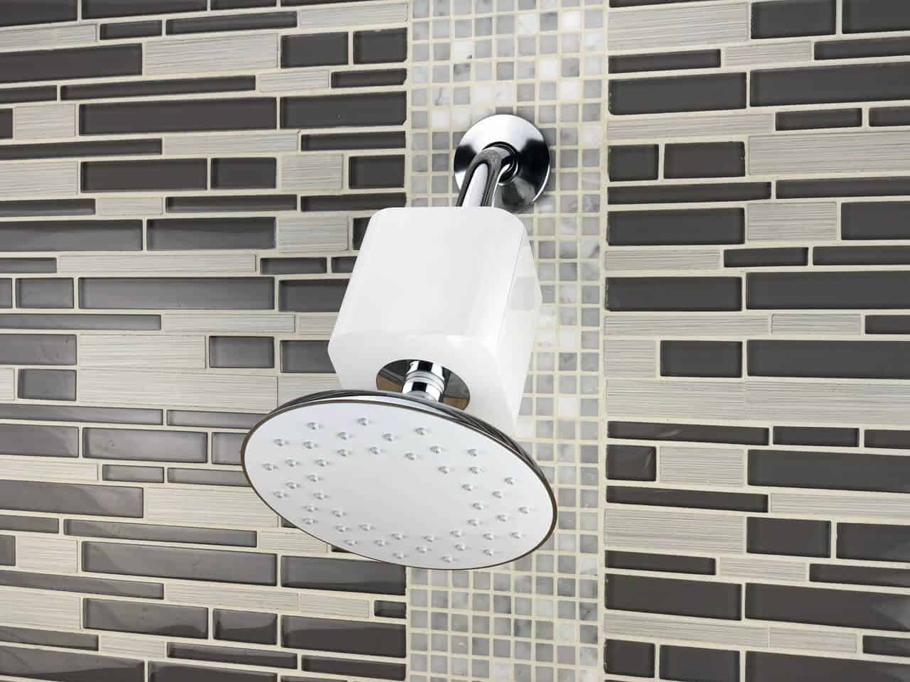 Livin Smart Shower Showerhead closeup