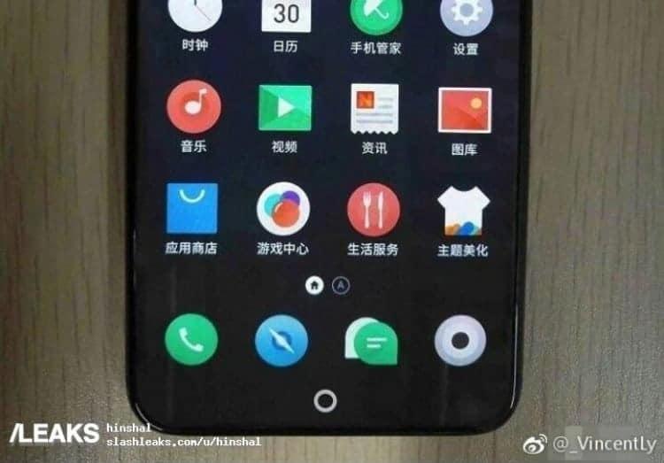 Meizu 15 Plus real life image leak 122