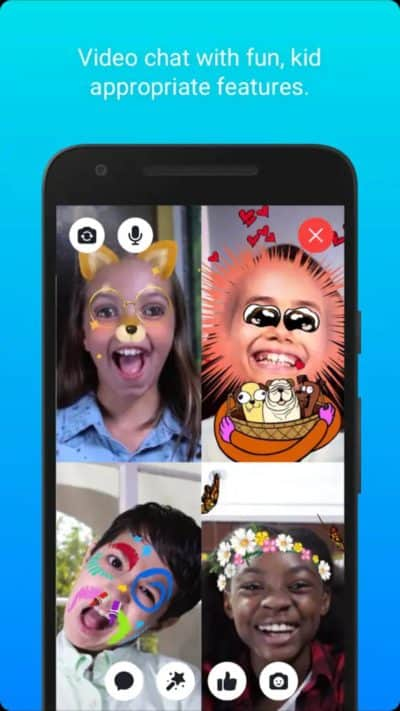 Facebook Releases New Messenger Modified For Use By Kids ...
