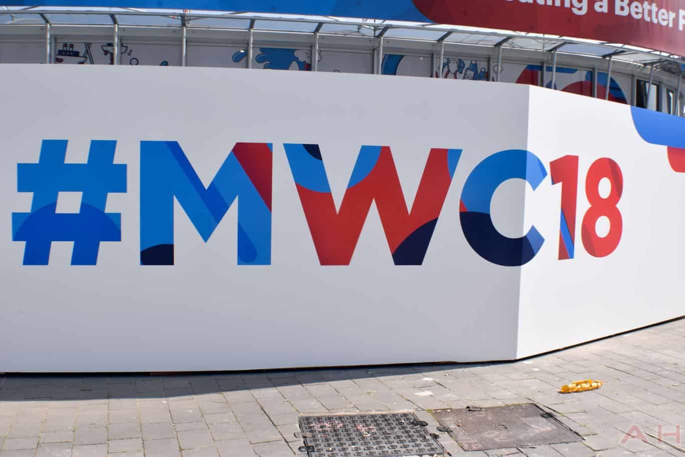 Mobile World Congress MWC 18 Logo AM AH 10