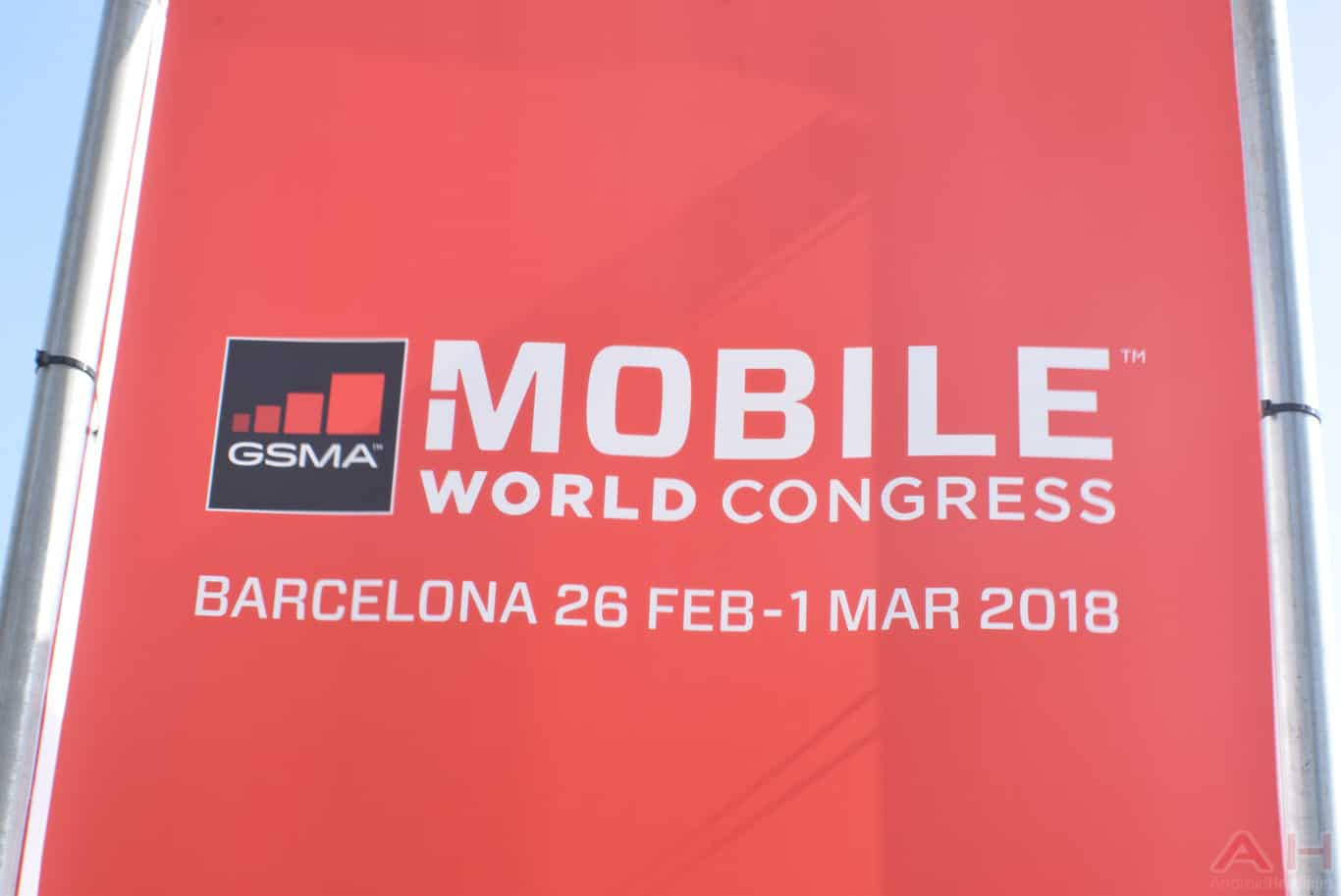 Mobile World Congress MWC 18 Logo AM AH 13