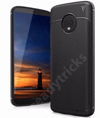 Moto G6 Plus Cases Leak, Along With Phone Renders