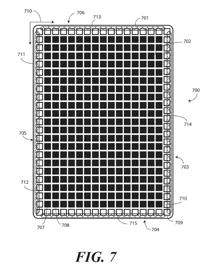 Motorola Borderless Smartphone Display Patent 18