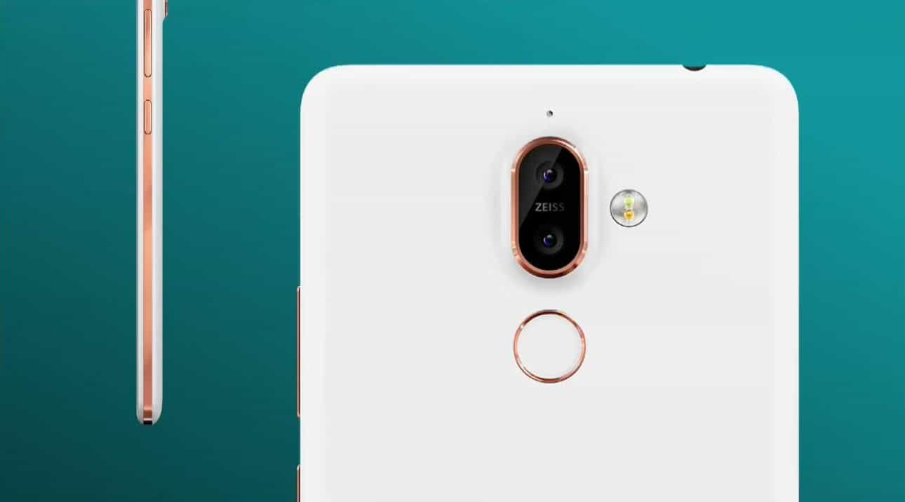 Nokia 7 Plus MWC 2018 official image 2