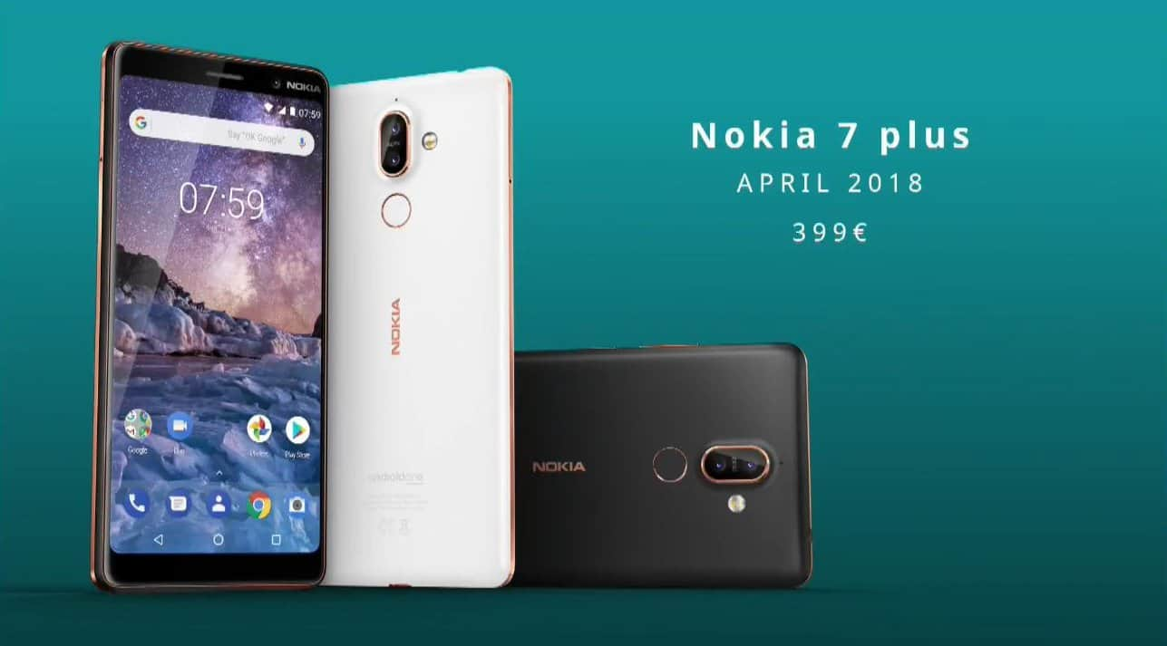 Nokia 7 Plus MWC 2018 official image 5