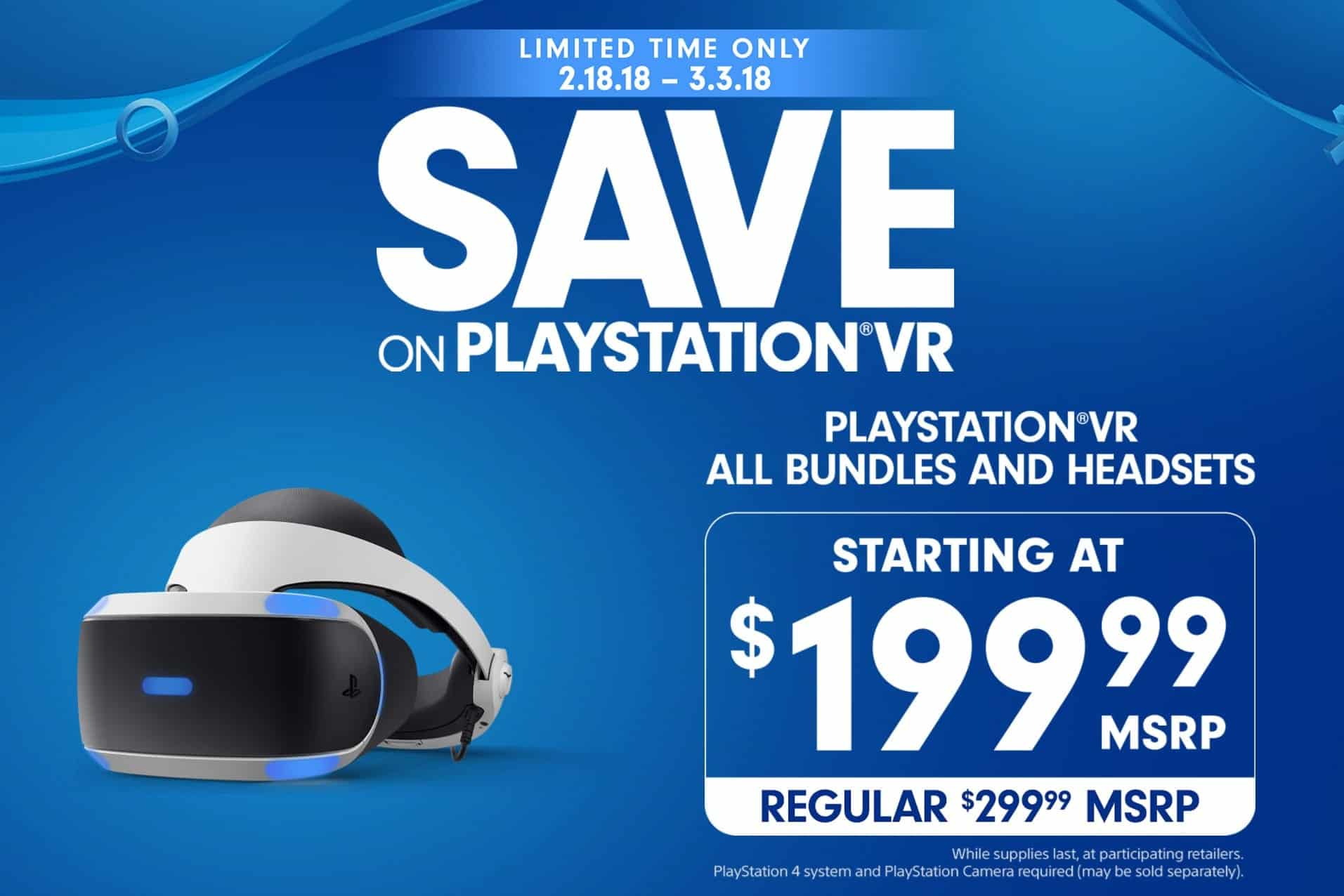 VR: It's A Good Time To Explore Sony's PlayStation VR