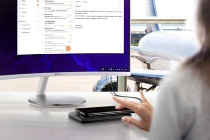 Samsung DeX Pad MWC 02