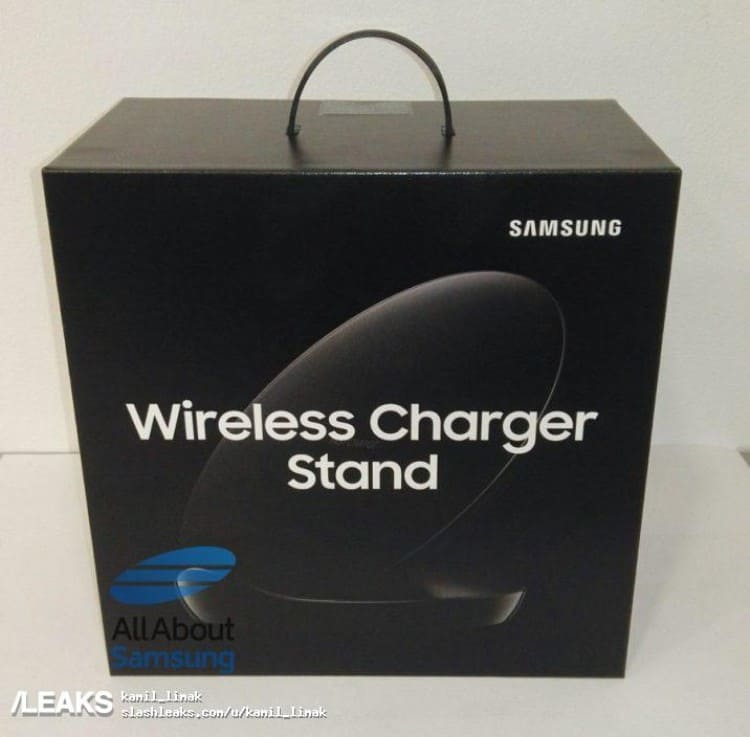 Samsung Fast Wireless Charger 1