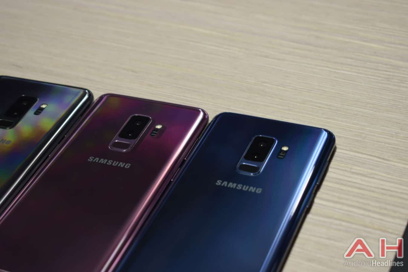sprint confirms march 16 galaxy s9 galaxy s9 plus launch. Black Bedroom Furniture Sets. Home Design Ideas