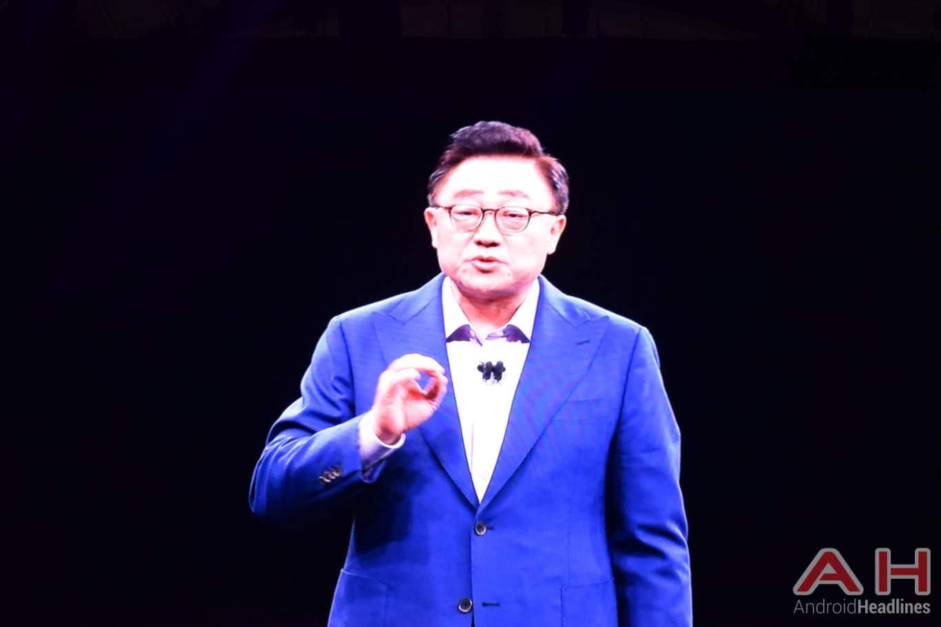 Samsung Galaxy S9 Plus MWC AH 2