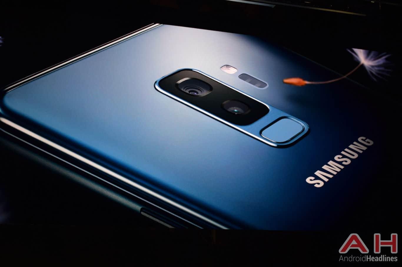 Samsung Galaxy S9 Plus MWC Batch 2 AH 1