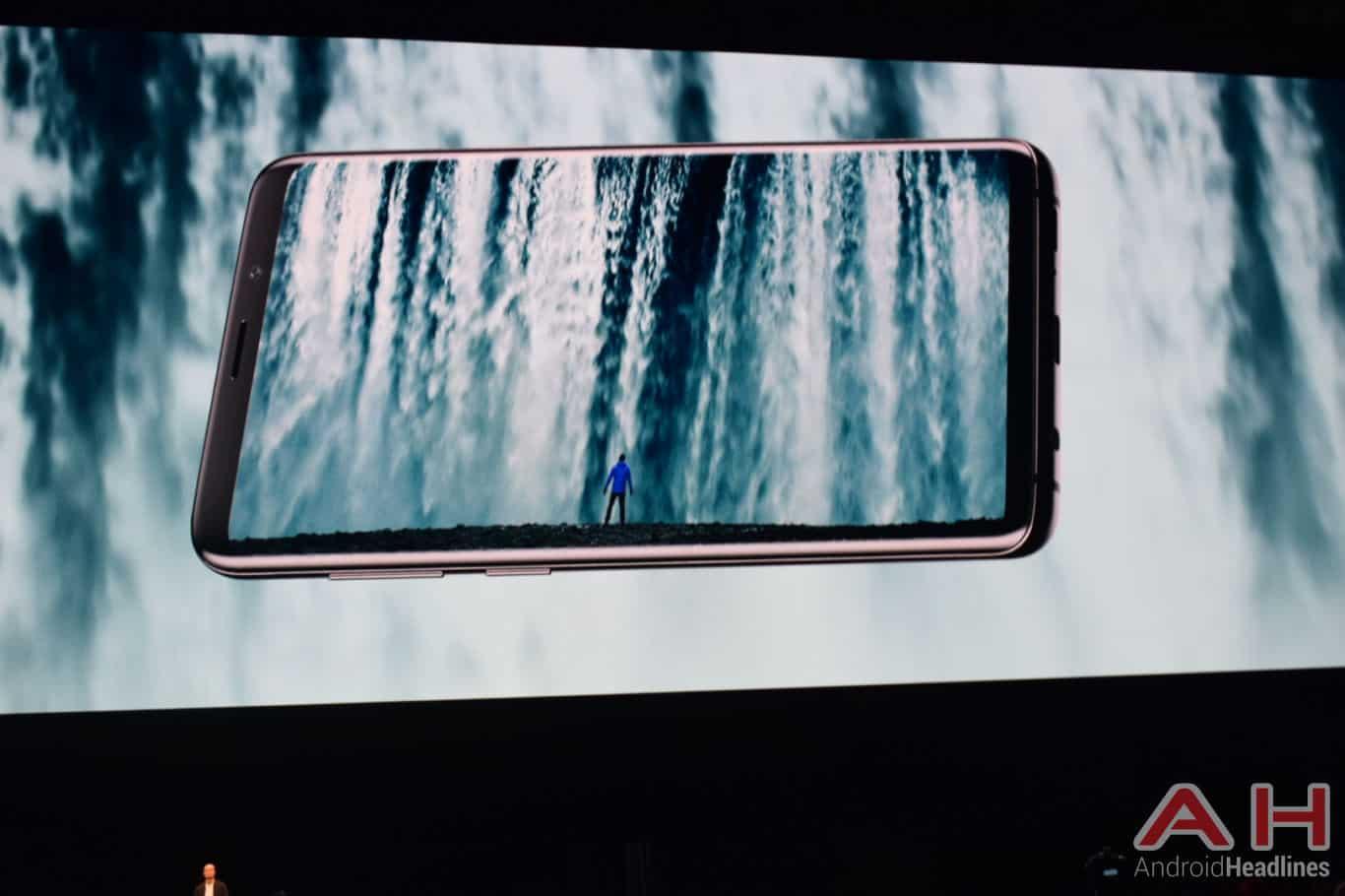 Samsung Galaxy S9 Plus MWC Batch 2 AH 2